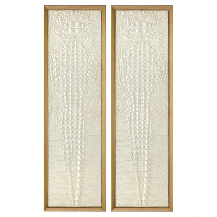 John Richard Kano Wall Panels Set of Two
