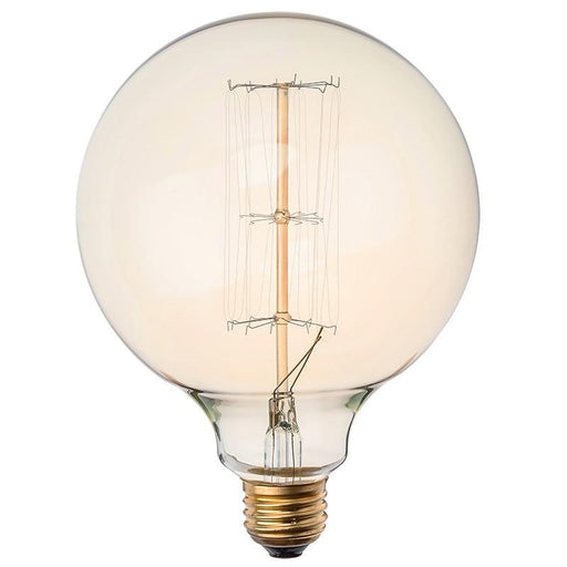 Nuevo G125 29 Anchors Gold Glass Light Bulb
