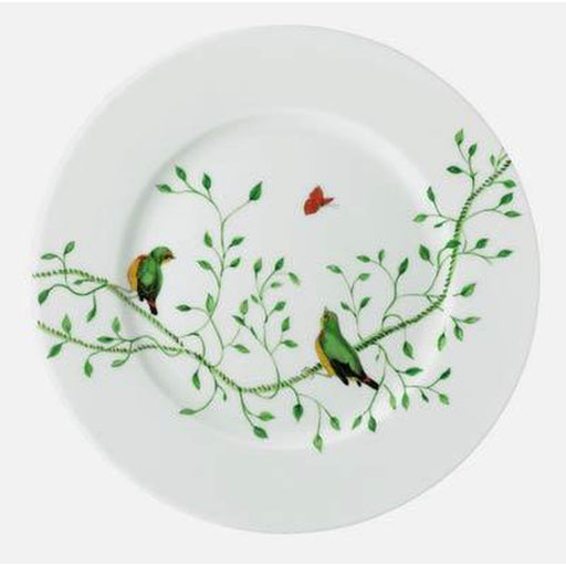 Raynaud Wing Song / Histoire Naturelle Salad Cake Plate N°2