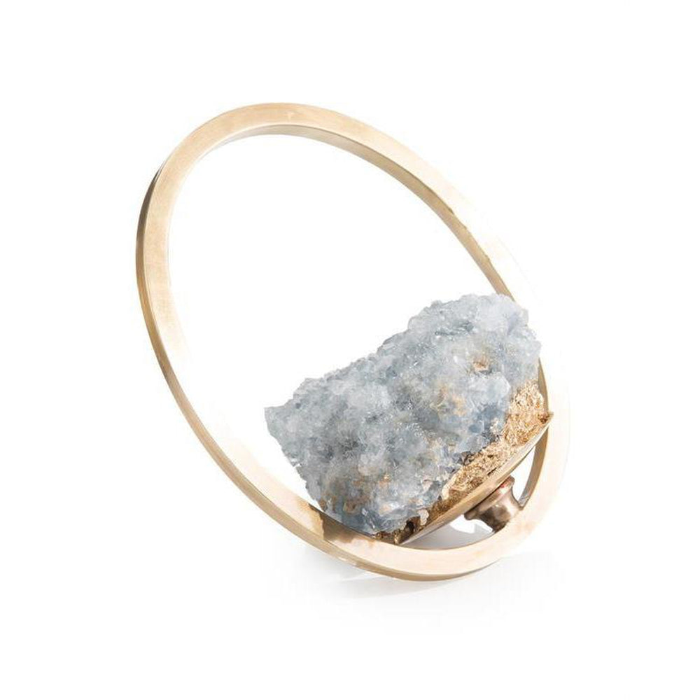 John Richard Celestite Hoop II