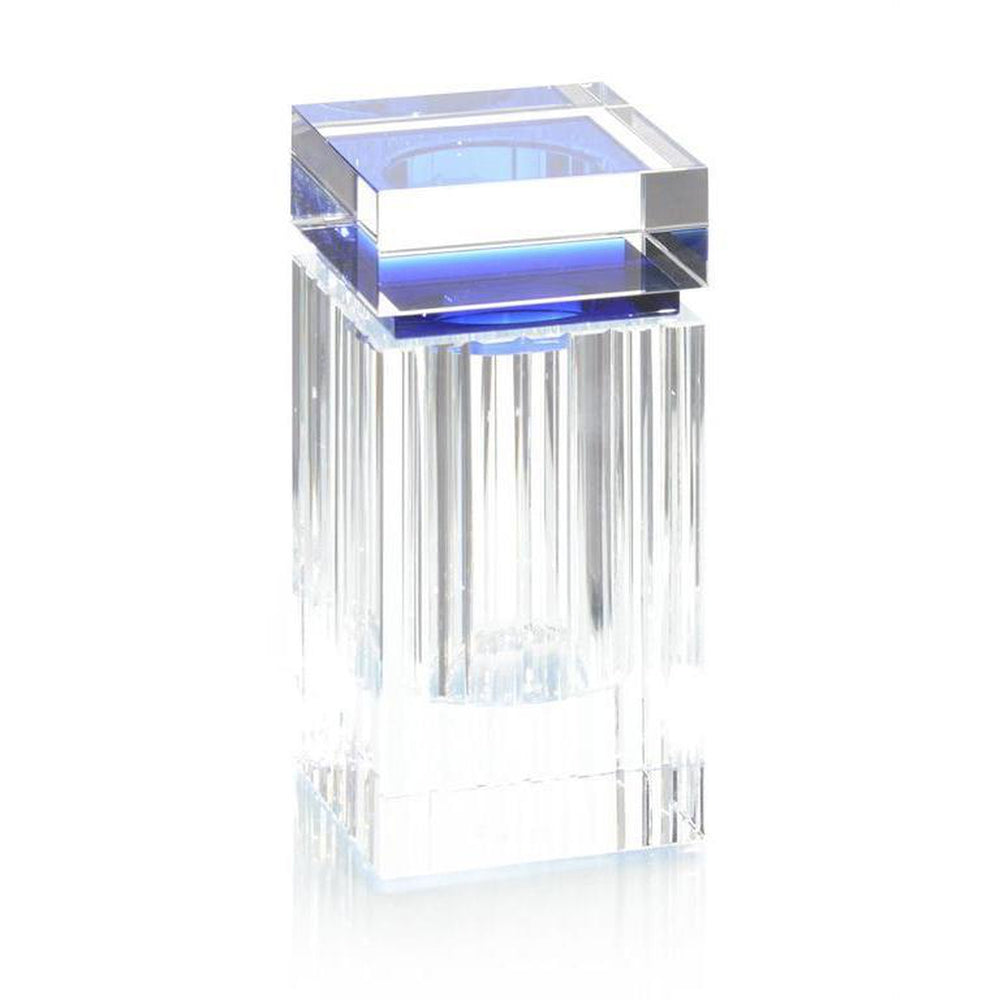 John Richard Cobalt Blue Crystal Box II