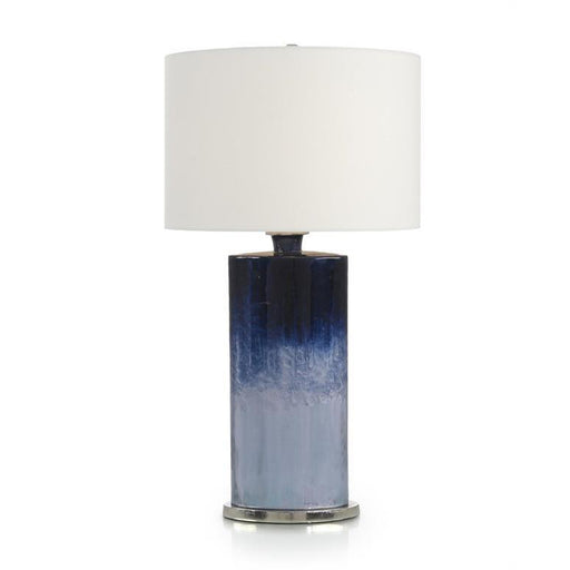 John Richard Deep-Sea Indigo Table Lamp