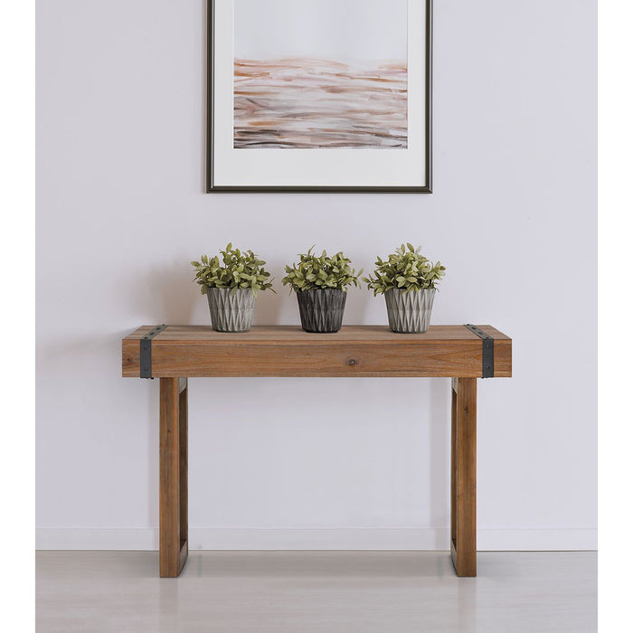 Pleasant Michael Amini Brooklyn Walk Console Table Cjindustries Chair Design For Home Cjindustriesco