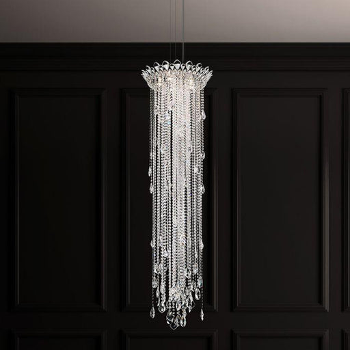 Schonbek TR1813 Trilliane Strands 5 Light Pendant
