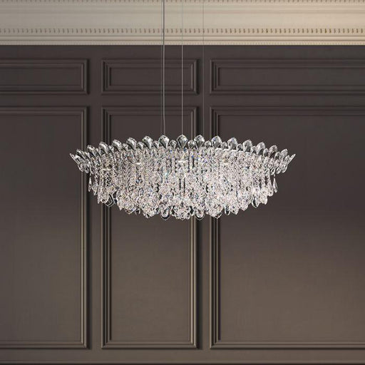 Schonbek TR4811 Trilliane Strands 8 Light Pendant