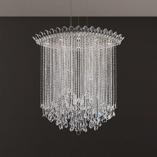 Schonbek TR4813 Trilliane Strands 8 Light Pendant