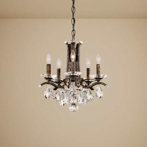 Schonbek VA8304 Vesca 5 Light Chandelier