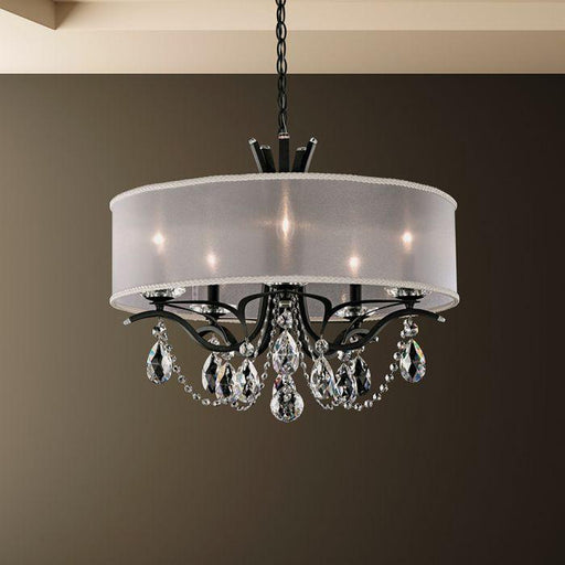 Schonbek VA8305 Vesca 5 Light Chandelier