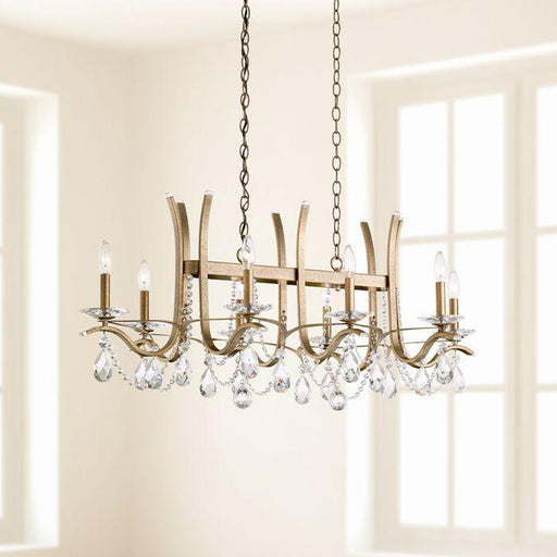 Schonbek VA8435 Vesca 8 Light Chandelier