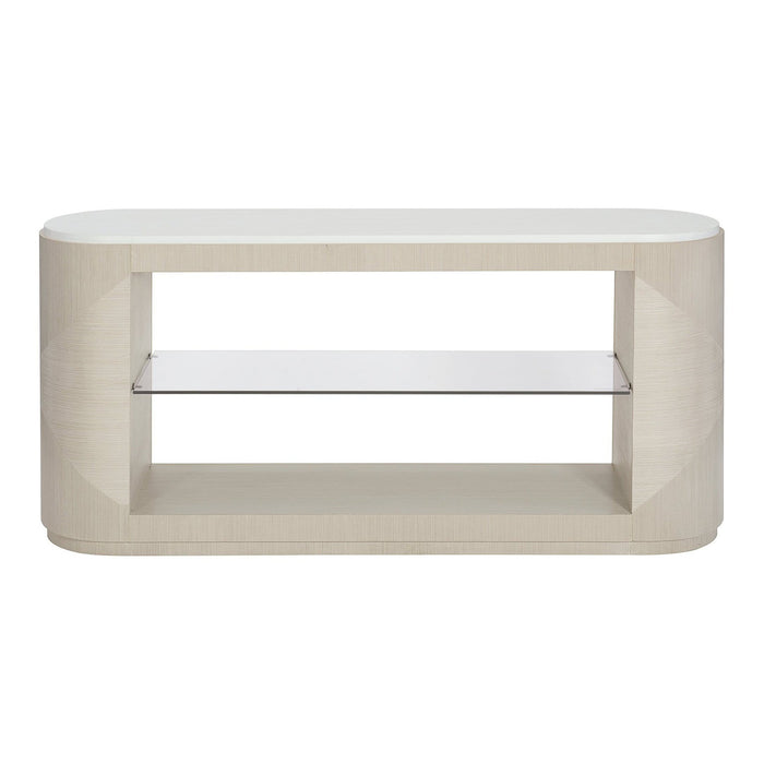 Bernhardt Axiom Console Table