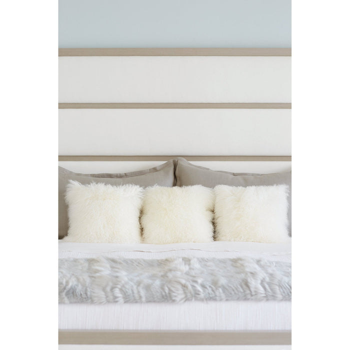 Bernhardt Axiom Upholstered Panel Bed