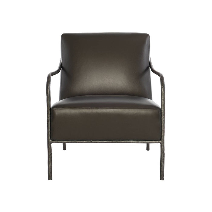 Bernhardt Interiors Renton Leather Chair