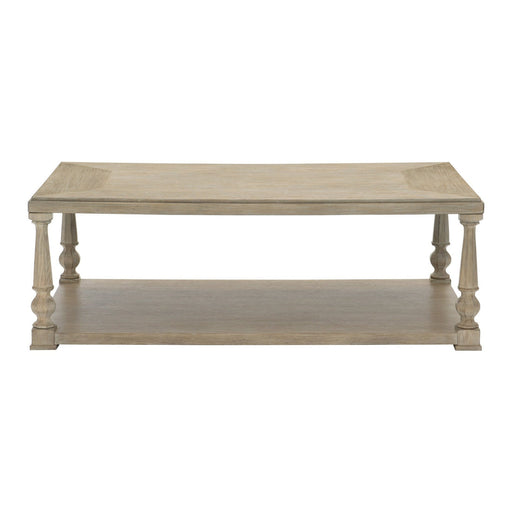 Bernhardt Santa Barbara Rectangular Cocktail Table