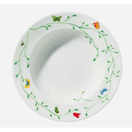 Raynaud Wing Song / Histoire Naturelle Pasta Plate