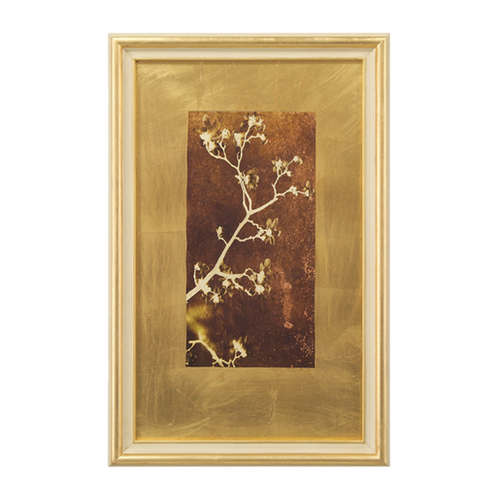 John Richard Gold Leaf Branches