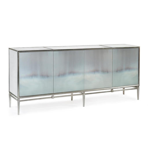 John Richard Haze Four Door Credenza