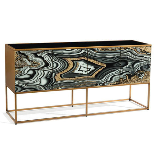 John Richard I Dream Of Agate Four Door Cabinet