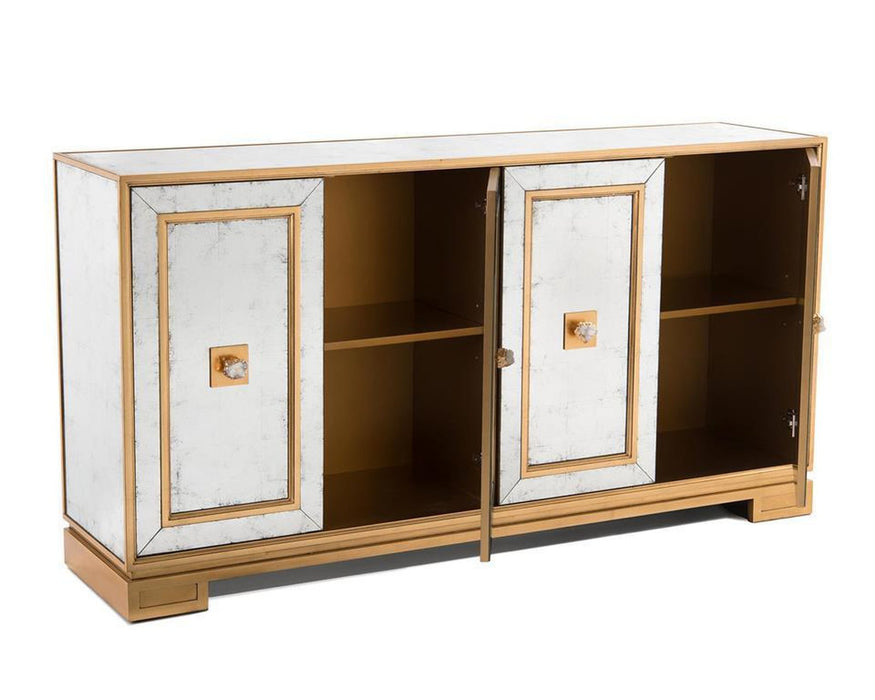 John Richard Largo Four Door Credenza