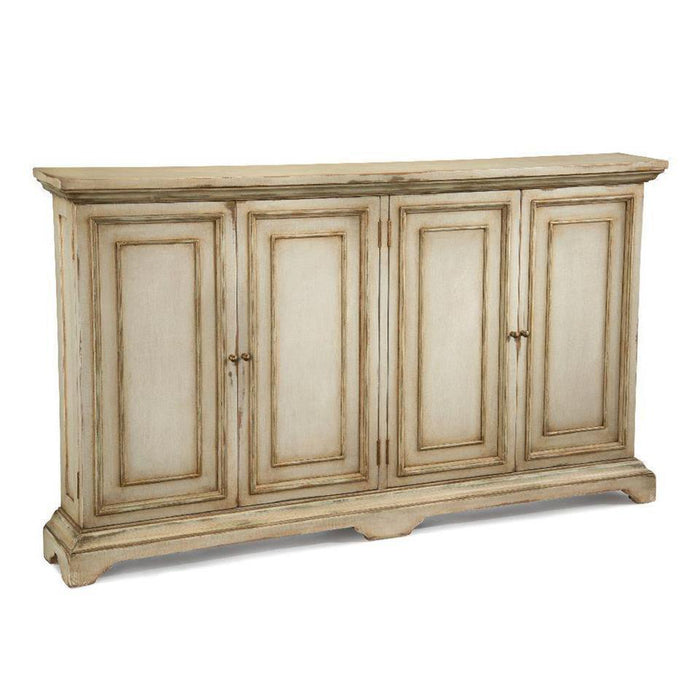 John Richard Shanty Four Door Cabinet