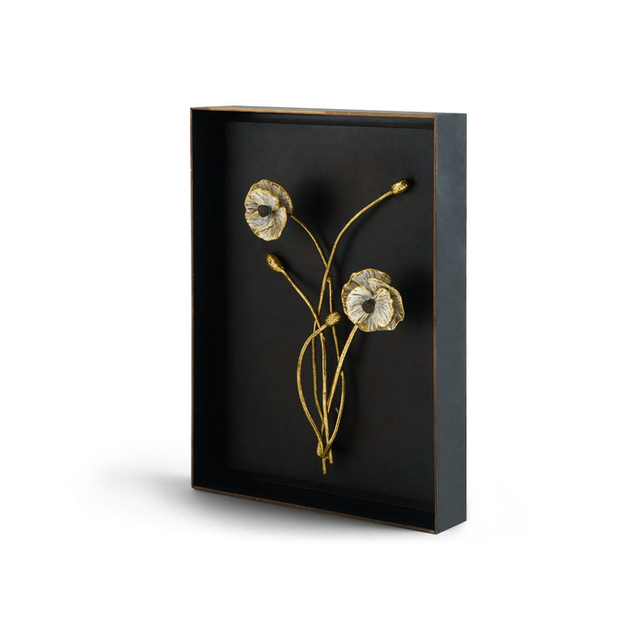 Michael Aram Anemone Shadow Box
