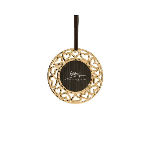 Michael Aram Heart Frame Ornament - Gold