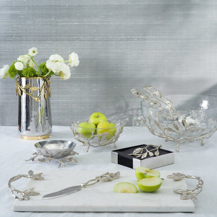 Michael Aram Laurel Serving Set