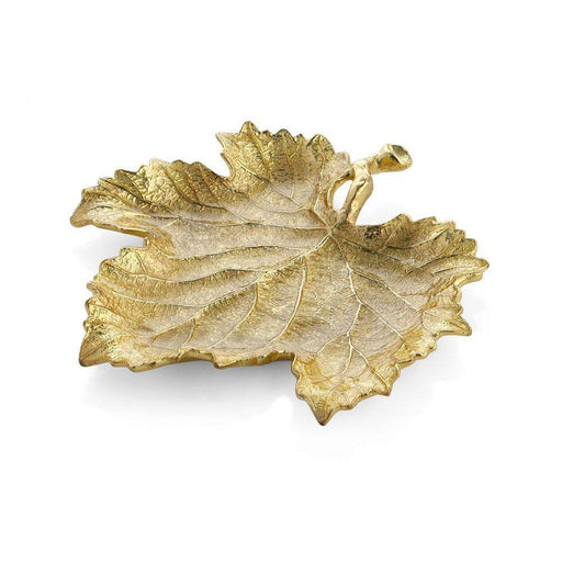 Michael Aram New Leaves Grape Leaf Snack Plate