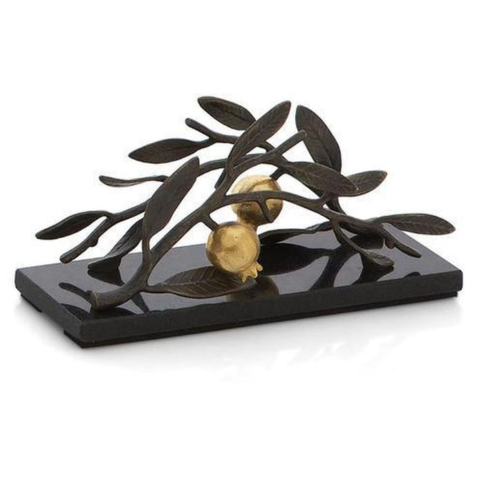 Michael Aram Pomegranate Vertical Napkin Holder