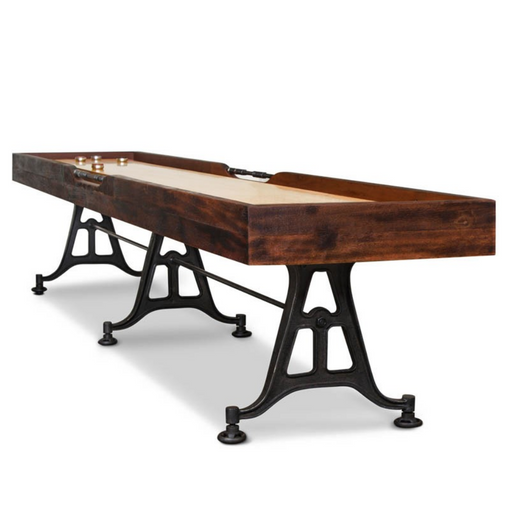 District Eight Shuffleboard Table