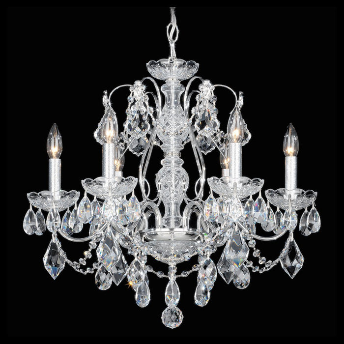 Schonbek 1705 Century 6 Lights 21 inch Chandelier
