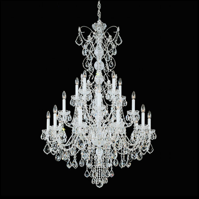 Schonbek 1716 Century 20 Lights 37 inch Chandelier