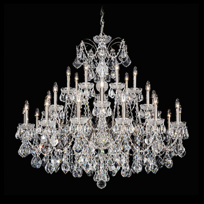 Schonbek 1718 Century 28 Lights 42.5 inch Chandelier