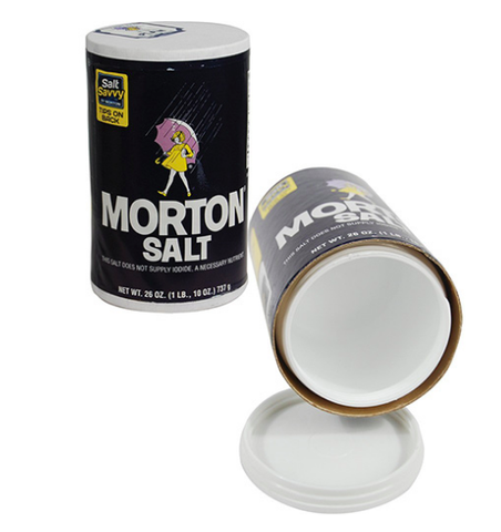 Morton Salt Stash Can - marysmoker.com