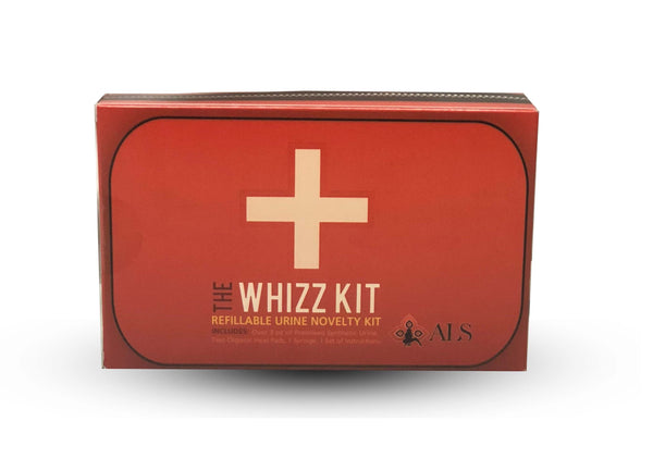 The Whizz Kit Synthetic Urine Belt Kit