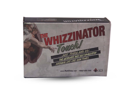 The Whizzinator Touch Synthetic Urine Belt Kit