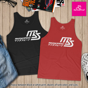 Mazdaspeed - Unisex Tank Top
