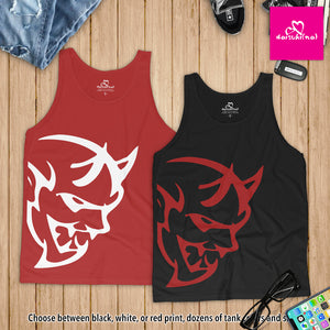 Demon - Unisex Tank Top