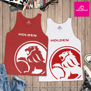 Holden - Unisex Tank Top