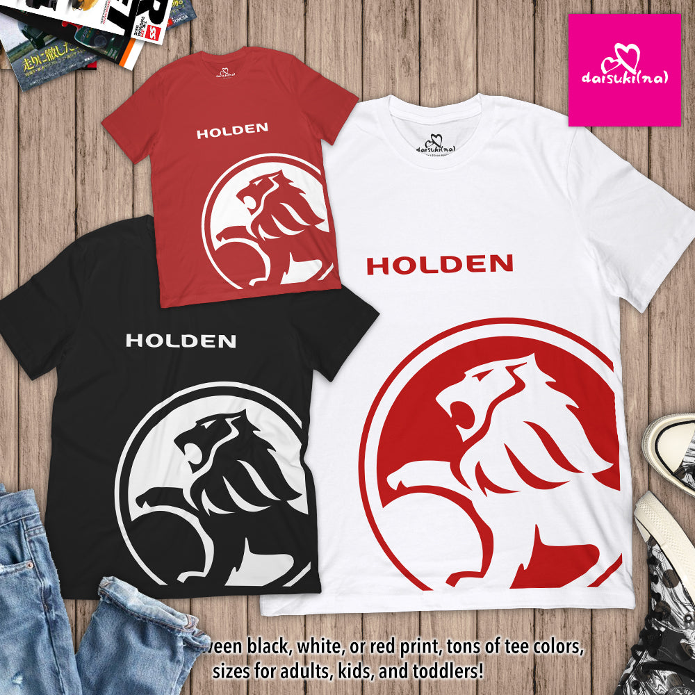 Holden - Unisex Short Sleeve T-Shirt
