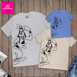 Goofy - Unisex Short Sleeve T-Shirt