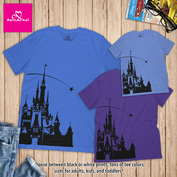 Cinderella Castle - Unisex Short Sleeve T-Shirt