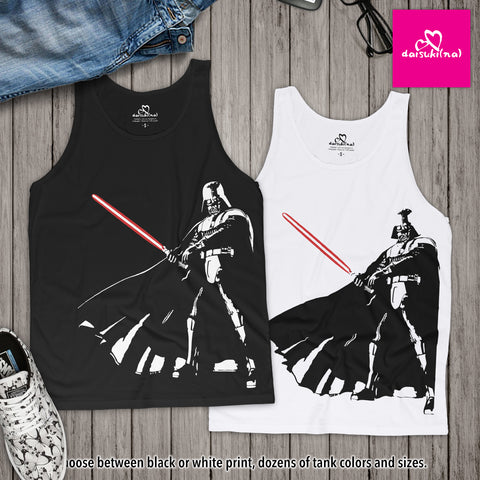 Darth Vader Form V Stance - Unisex Tank Top