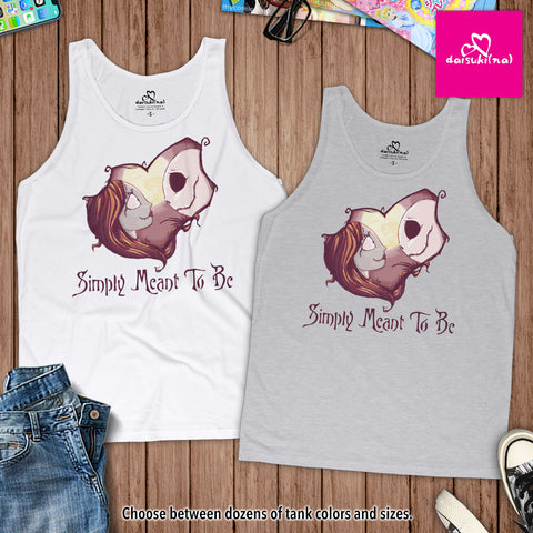 Simply Meant To Be - Unisex Tank Top