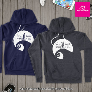 We Are Simply Meant To Be - Unisex Pullover Hoodie