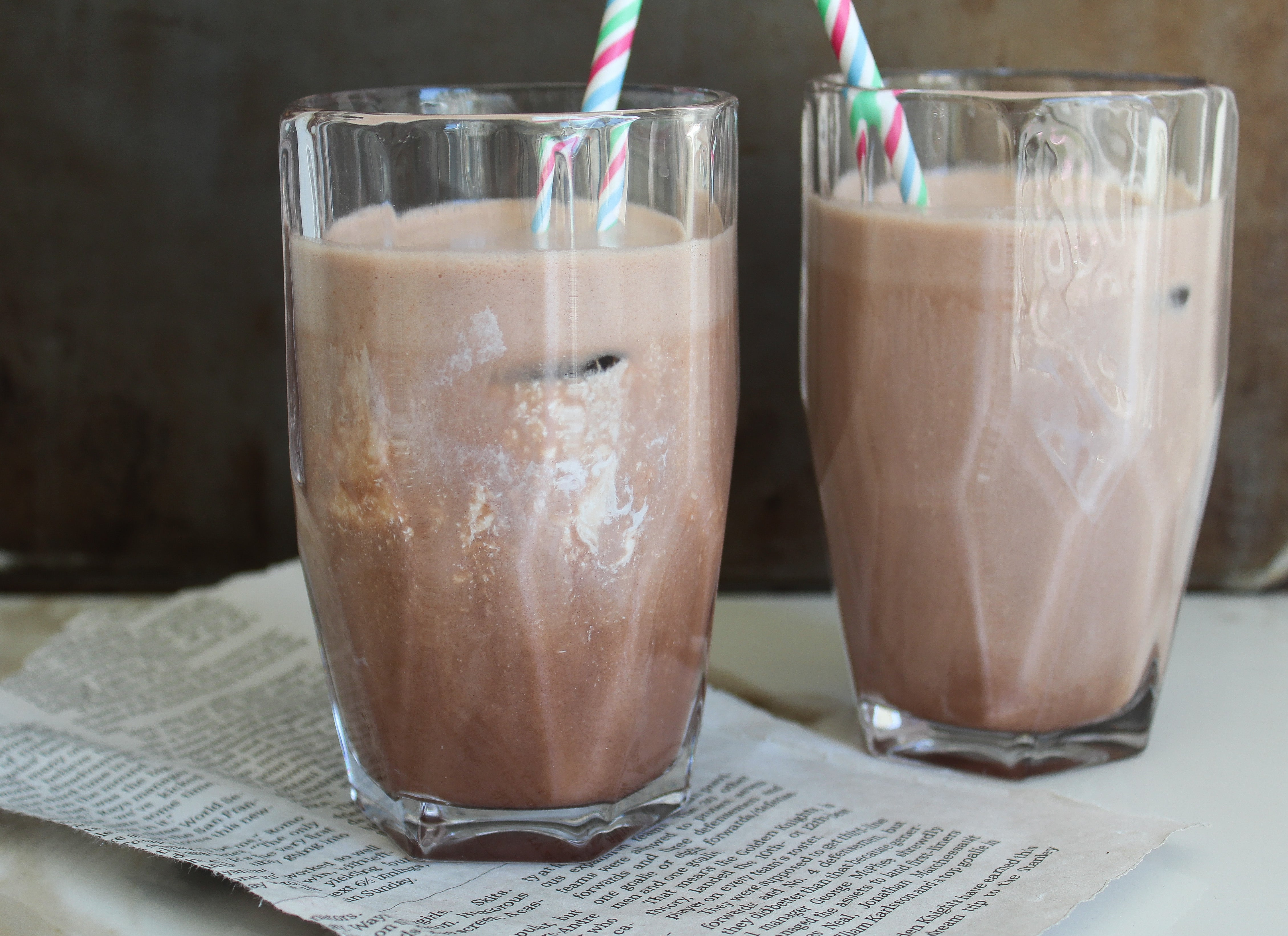 Fat-Burning Mocha Iced Coffee