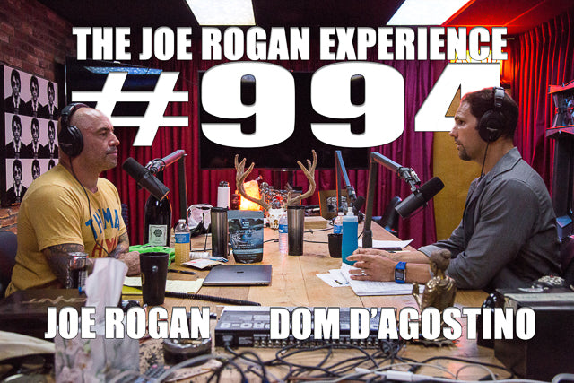 The Joe Rogan Experience featuring Dom D'Agostino
