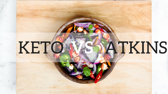 The Keto Diet VS The Atkins Diet