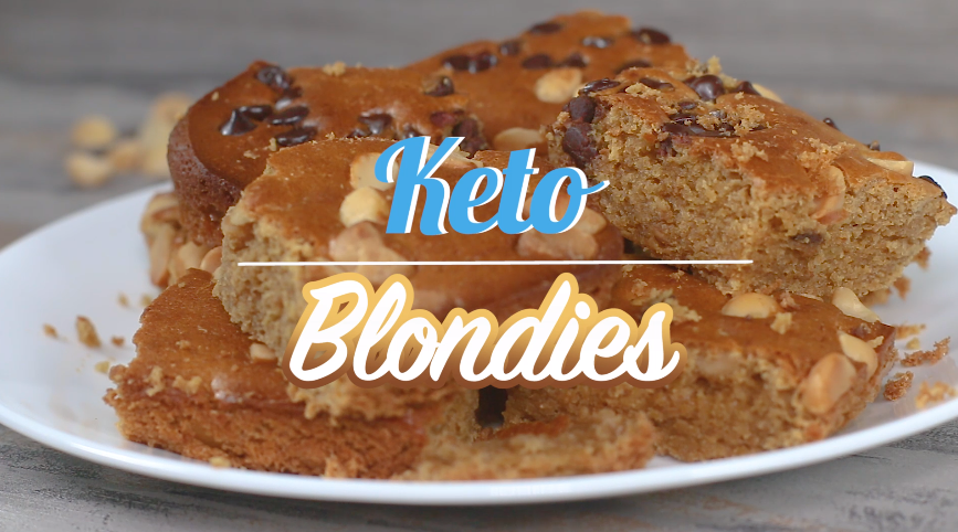 Peanut Butter Blondies 👱