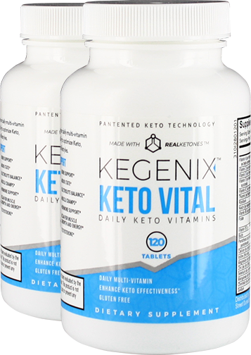keto essentials bottles