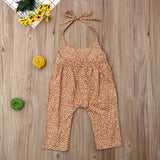 newborn baby romper Sleeveless